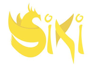 siki brand identity brand illustration logo design logo