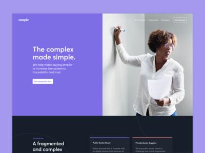 Cimple - Homepage