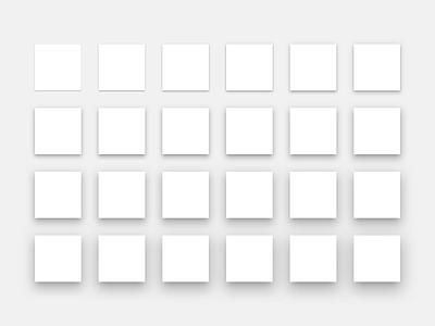 Material Design elevation shadows - Sketch & Figma resource freebie download resources google material design light elevation shadow web mobile app interface ux ui figma sketch resource