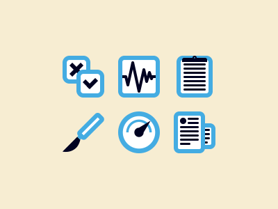 Medical icons medical interface ui icon