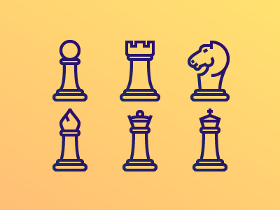 Chess icons freebie freebie icon chess