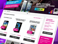 MTV Mobile E-Shop