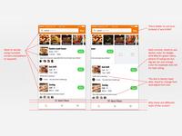 Comments for Ui Challenge Week11_restaurant ui