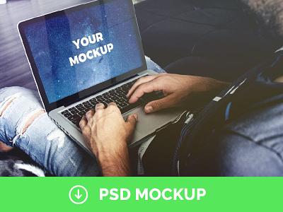 [Free] Macbook Pro Psd Mockup Freebie inspiration laptop mbp pro macbook mock-up up mock mockups mockup psd free