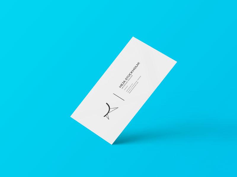 Free Business Card Mockup logo business card mock-up up mock template mockup card business psd freebie free