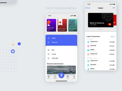 Pay App mobile app design ux design illustration uxdesign uidesign uxui ui design mobile ui mobile app mobile
