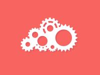 CloudCastle technical logo