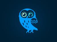 Owl Blue