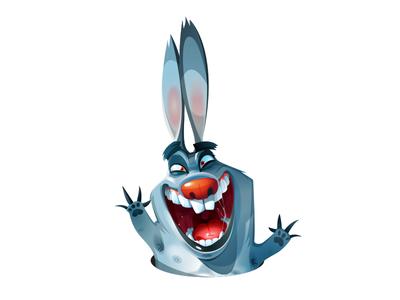 Evil Rabbit Заяц Несудьбы