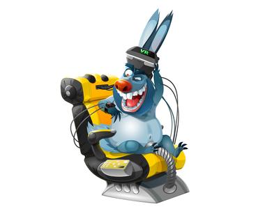 Rabbit NoWay или Заяц Несудьбы-10