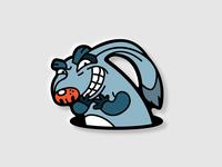 Rabbit NoWay / Заяц Несудьбы pin