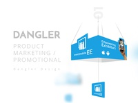 Dangler Design (Brand, Stationary, Print & Graphic)