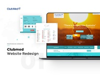 Club Med Website Redesign/ Revamp - UX/UI
