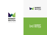 Market Watch Company Logo Design