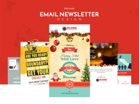 Email Newsletter Design for Inhouse and Client