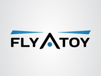 Drone/Toy Helicopter Website Logo