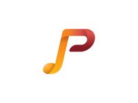Logo Exploration for Alphabet P