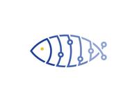 Logo Concept for a Aquatic Equipment Company