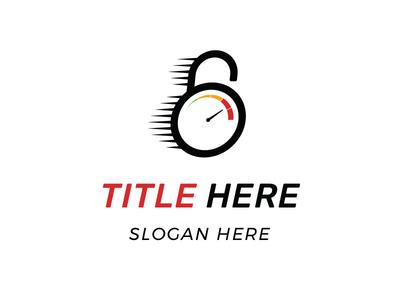 Logo concept for a Locksmith