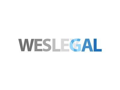 Logo Concept for a Law Firm - Wesley Legal