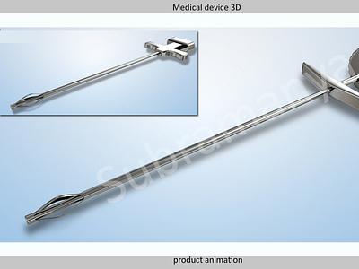 Medical Equipment medical equipment medical device device 3d 2d animation 3dmodelling 3d model medical design medical