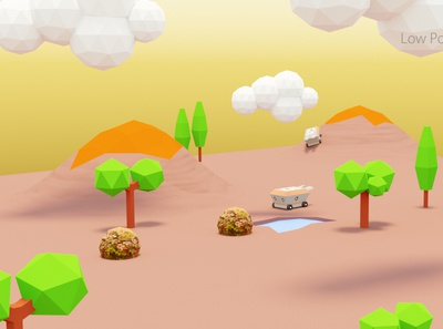 Low poly game props 3d modelling low poly tree low poly art trees game asset game model blender 3d low polygon blender model 3d model low poly