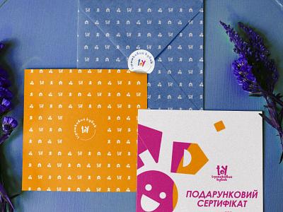 Сertificate and envelope envelope vector branding graphic design