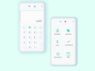 Calcilator ui daily ui neomorphism soft ui science calculator ui calculator dailyui design ecommerce credit card checkout checkout checkout page branding cart ui cart app ui