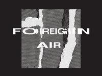 Foreign Air Tee