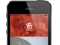 Xtrace app 01 home