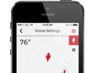 Xtrace app 01 settings