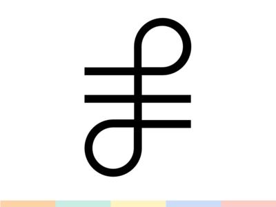 Loomis Logo pastels branding brand logo