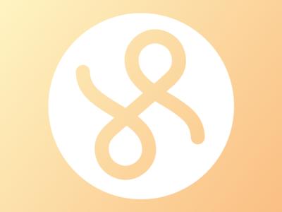 Spun Logo pastel rebrand branding spun logo