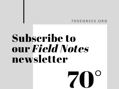 Field Notes newsletters newsletter