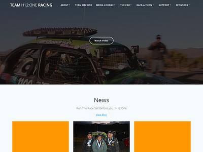 Teamh12one Website