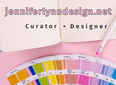 Jennifer Lynn Design web site design graphic design