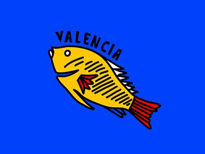 VALENCIA holiday swim vacation europe ocean restaurant food fish type espana spain valencia