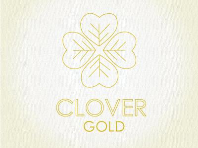 Clover Gold Logo Thumbnail