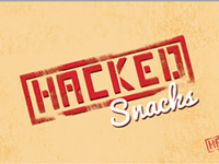 Hacked Snacks (Vintage Concept)