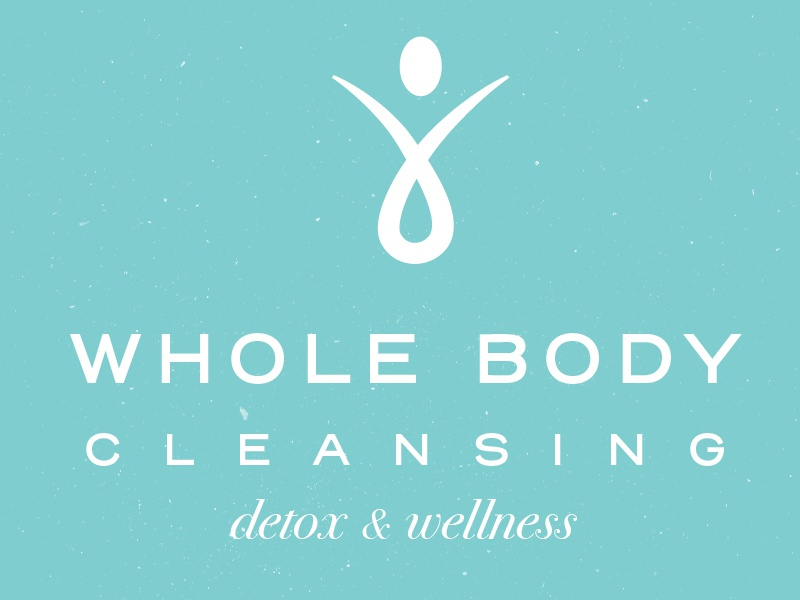 Whole Body Cleansing Logo health body graphics design graphicdesign seagreen logo