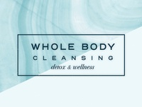 Whole Body Cleansing Text only Logo