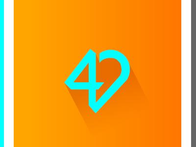 Stand 4 Kind Alternate Logo antibullying nonprofit number 4 heart logo graphic design design branding logo