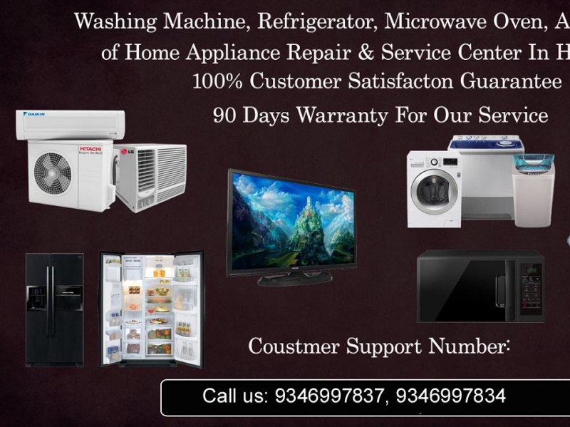 Haier Microwave Oven Service Center in
