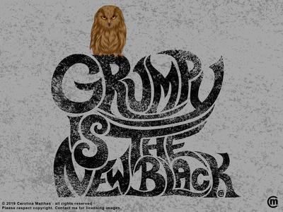 Grumpy is....