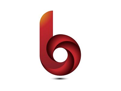B Abstract letter logo creative letter logo b letter logo design b letter logo b abstract letter logo modern letter logo modern logo colorful design design creative brand identity logo design logo graphic design branding abstract