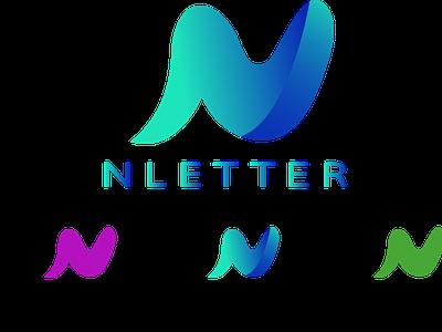 N letter logo n letter logo design modern logo modern letter logo n logo creative letter logo n letter logo gradient colorful design design creative brand identity logo design logo graphic design branding abstract