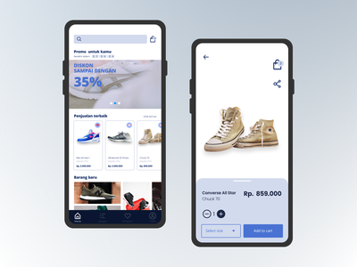 shopping app ecommerce mobile ui uidesign uiux item page user interface interface app ui minimal app ui shopping shop mobile design branding