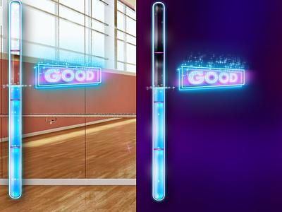 SCD: Xbox Kinect UI game ui xbox kinect game artwork gesture control ui ui