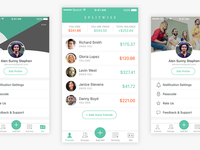 Splitwise App Redesign