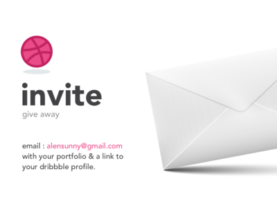 Grab Your Dribbble Invite!